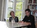 """OB Barbara Bosch und Tobias Wildner lesen """"Léon und Louise"""""""