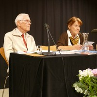Ellen Rachut und Siegfried Rachut