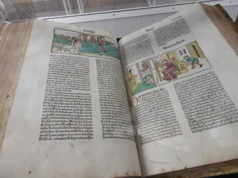 Historische Bücherschätze