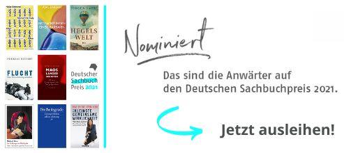 KW 16-24 Deutscher Sachbuchpreis