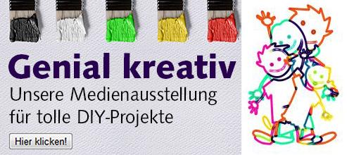 KW 7-10 Genial kreativ - Unsere Medienausstellung