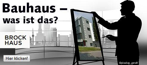 KW 11-15 100 Jahre Bauhaus - Brockhaus online