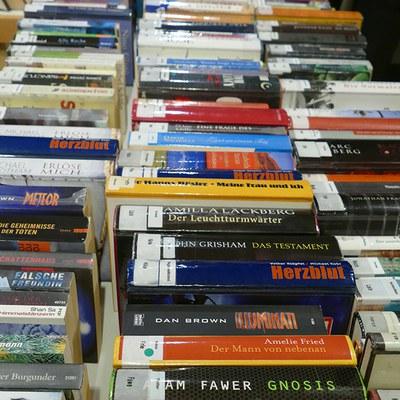 Flohmarktbücher