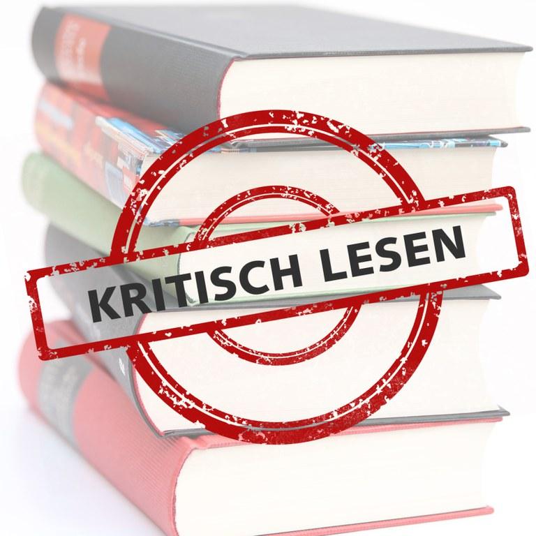 Logo Kritisch lesen