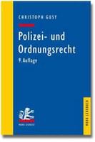 Gusy: Polizei- und Ordnungsrecht