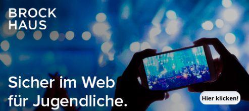 Brockhaus - Sicher im Web für Jugendliche