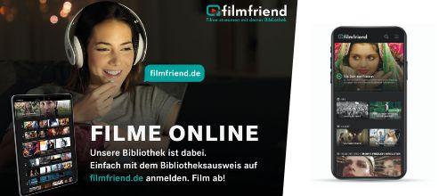 Unsere Onlineangebote und Datenbanken - filmfriend