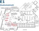 Internet-/Arbeits-PCs im Studienkabinett