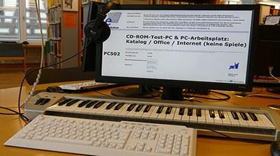 CD-ROM-Test-PC