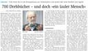 """700 Drehbücher - und doch """"ein fauler Mensch"""""""