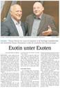 Exotin unter Exoten