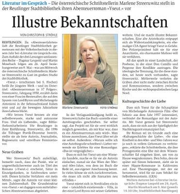 Mittelschwäbische nachrichten bekanntschaften