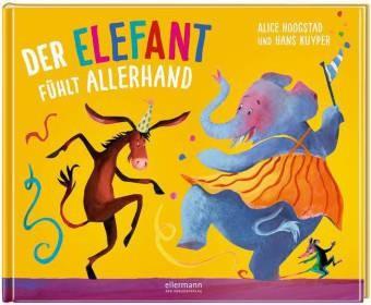 Frisch April 15 Elefant
